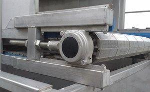 Extreme Bearing EXT Conveyor Tension Stainless Steel Washdown Bearing Housing usage